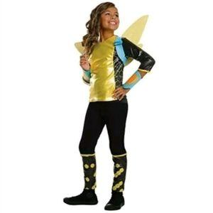 DC Superhero Girls Bumblebee Costume Rubies 4-6
